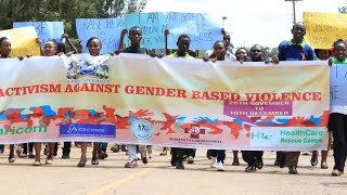 Women Rep sets off construction of GBV centre - VIDEO