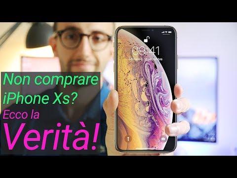 NON COMPRARE iPHONE XS / MAX / XR? Ecco la VERITÀ! [Valida anche per altri smartphone premium]