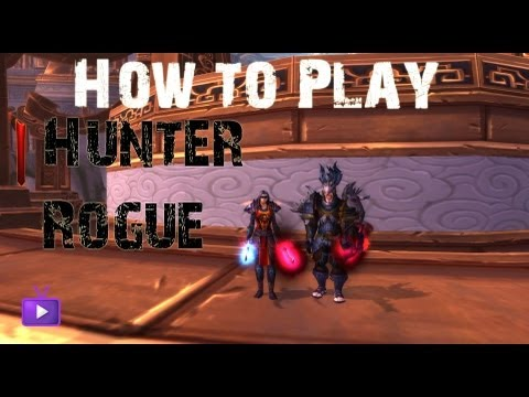 WoW - How to CC as Rogue&Hunter in 2v2!