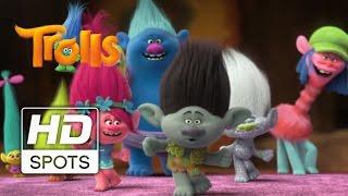 TROLLS | TV SPOT 30'' | SOLO EN CINES