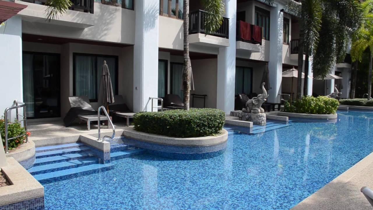 La Flora Resort Spa Khao Lak Youtube