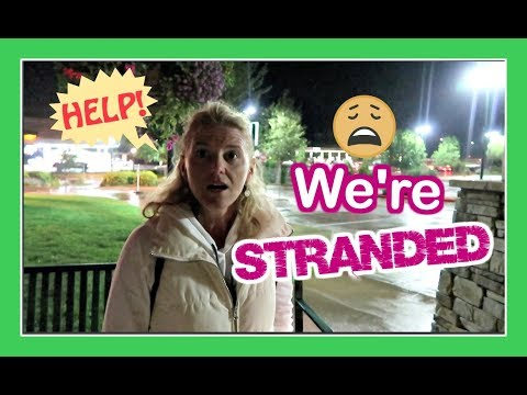 CAMPERS STRANDED 🙈 IN COLORADO | A WESTERN  🚐  RV ADVENTURE | Flippin' Katie