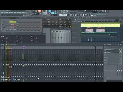"FL STUDIO 12 ""CRISP CLEAN"" VOCALS TUTORIAL(video_HD)"