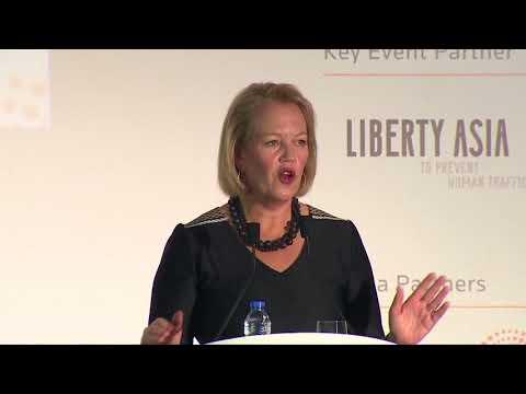 Thomson Reuters Anti-Slavery Summit 2017 – Kimberley Cole, Opening Remarks