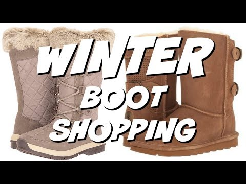 FAMOUS FOOTWEAR SHOE SHOPPING!!! UGGS + MORE!!!