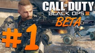 I Suck At This Game! | CoD Black Ops 3 (BETA) - #1 - (HD/Xbox One)