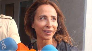 María Patiño no acude a Sálvame tras sufrir un accidente