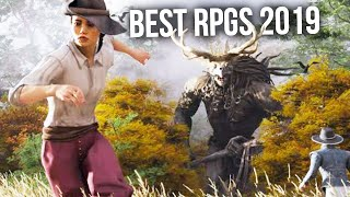 10 BEST Role Plaỳing Games of 2019