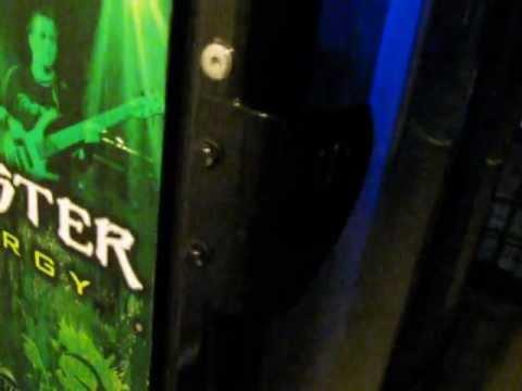 Monster energy cooler for sale $450 o.b.o.