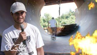 Taji's Day at the Anarchist's Skateboarding Utopia