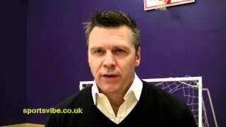 Steve Backley talks Olympics & Novel Writing - Sportsvibe TV