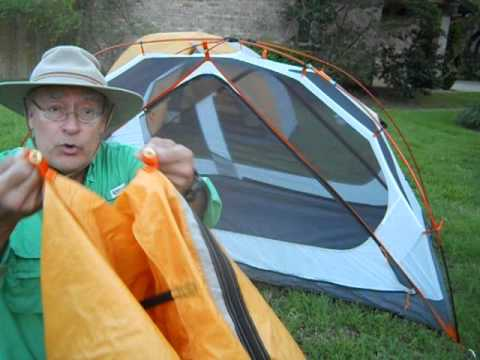 Ten Minute Tent Field Repair Tube REI Half Dome 2 Quick Build 2077  sc 1 st  YouTube & Ten Minute Tent: Field Repair Tube: REI Half Dome 2 Quick Build ...