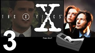 (The Mystery Man) THE X-FILES GAME (1998) FMV Point & Click #3
