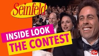 Seinfeld  Inside Look of The Contest Episode, Season 4