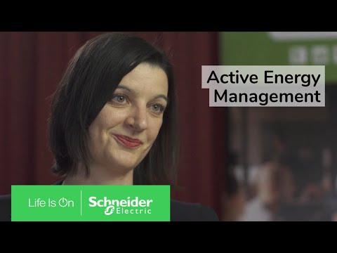 Active Energy Management | Schneider Electric