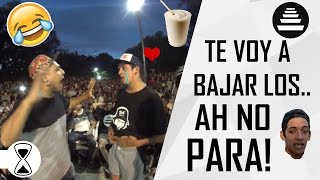 RIMAS HISTORICAS DEL QUINTO ESCALON! (PARTE 2) Batallas de plaza thumbnail