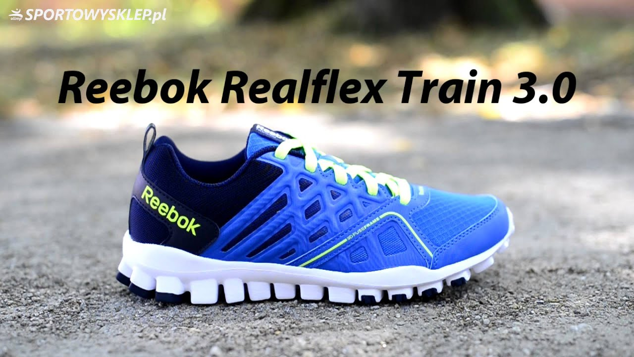info for 06111 9c525 Buty Reebok Realflex Train 3.0 (V66461)
