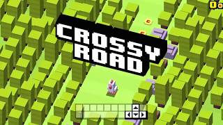 Crossy Road Full Gameplay Walkthrough