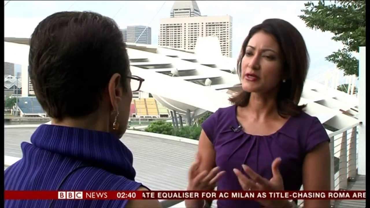 Rico Hizon - BBC Asia Business Report (Singapore)