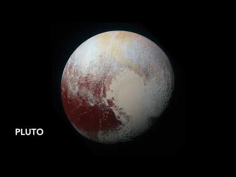 All Planet Sounds From Space (In our Solar System)