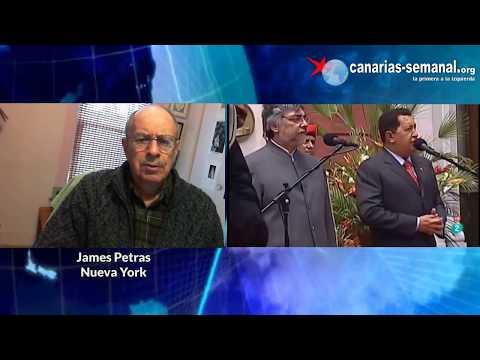 Canarias-semanal entrevista al sociólogo estadounidense James Petras