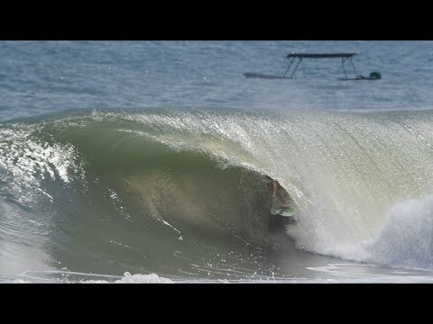 The Domke Daily 80: Surfing Heavy Beachbreak In The Caribbean