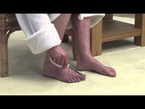 Peta Uk Easi Grip Long Reach Toe Nail Scissors