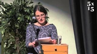 Sarah Moss @ 5x15 - Bodies of Light
