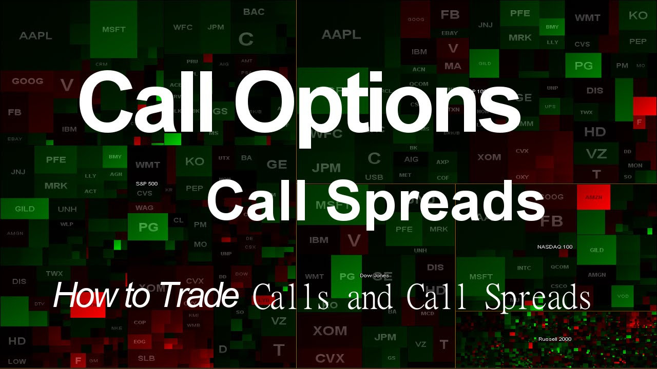 Call option trading strategies