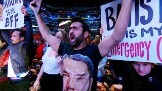 Kumail Nanjiani cheers on Batista at WrestleMania: WWE 24: Batista extra