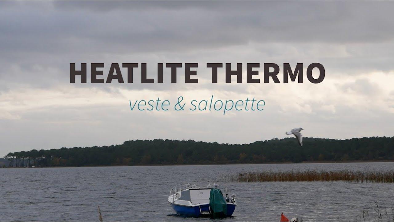 Savage Gear heatlite Thermo Veste