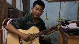 test guitar 1100k