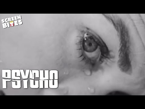 Psycho | That Shower Scene | Janet Leigh