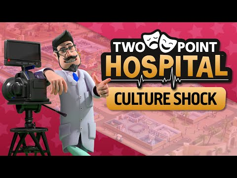 Two Point Hospital: Culture Shock   Announce Trailer