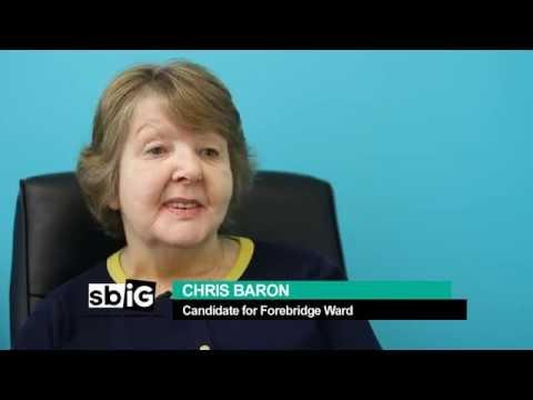 Chris Baron, Stafford Borough Council Candidate May 7th