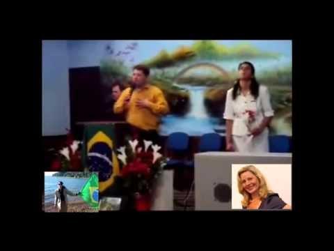"""Vera Fischer olha o antes e o depois que subi o complexo """"Paz Rio,Piaui e mundo"""""""
