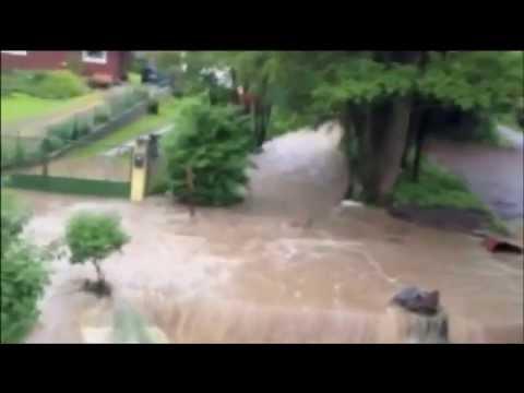 Czech Republic  Two Dead As Flooding Hits