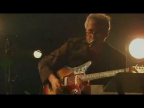 GREAT Marc RIBOT CERAMIC DOG Cully jazz festival