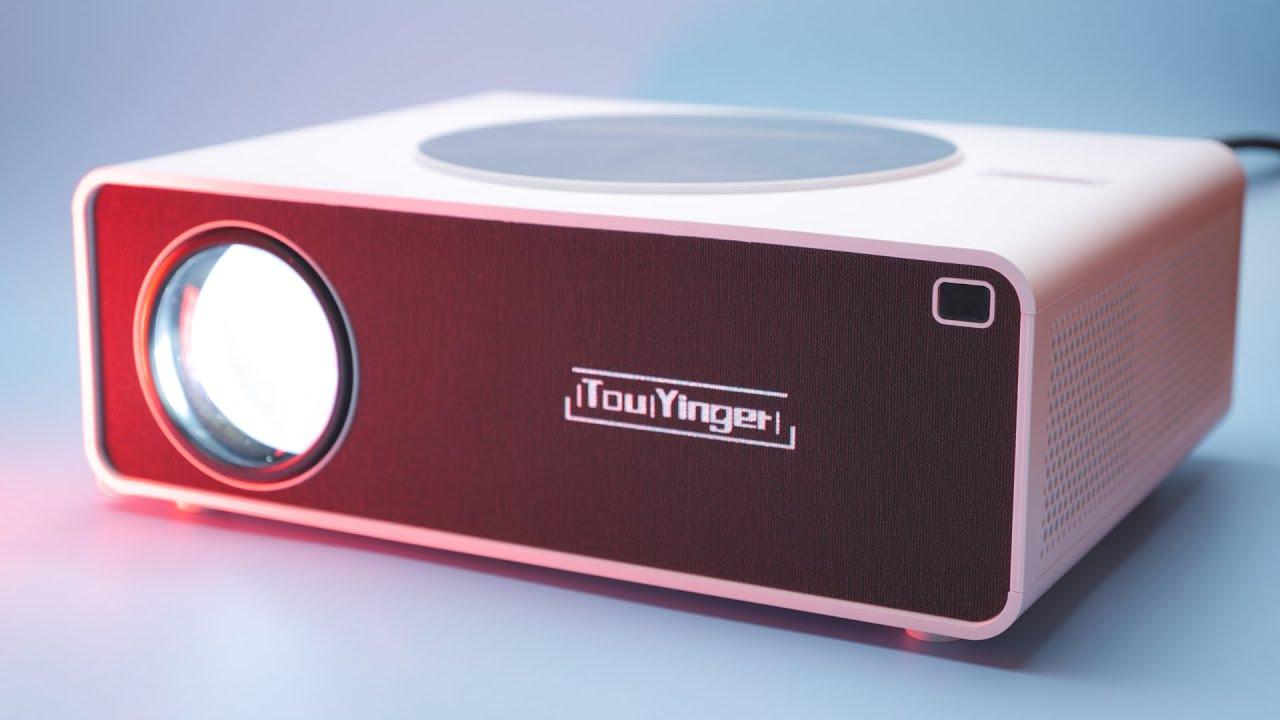 TouYinger Q9   Лучший проектор для домашнего кинотеатра до 200$?