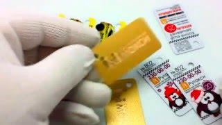 видео Виды и особенности пластиковых банковских карт 2016