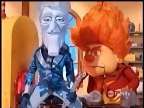 Heatmiser Snowmiser 2008 with original 1974 version of the song