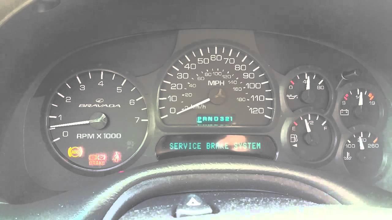 abs anti brake system light quick fix 1 of 5 gm trailblazer envoy rainier bravada saab [ 1280 x 720 Pixel ]