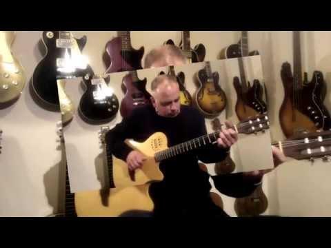 Glen Parish Solo guitarist