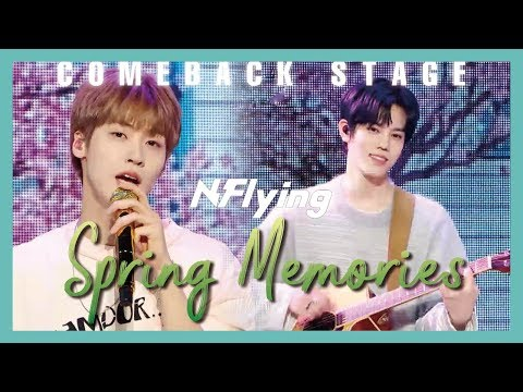 [Comeback Stage] N.Flying - Spring Memories ,  엔플라잉 -  봄이 부시게 Show Music core 20190427