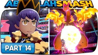 Pokemon Sword and Pokemon Shield - Part 14: CHAMPION LEON BATTLE! (Nintendo Switch)