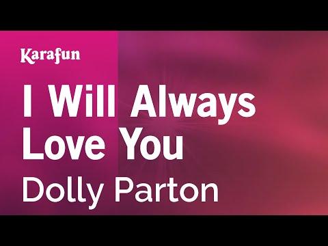 Karaoke I Will Always Love You - Dolly Parton *