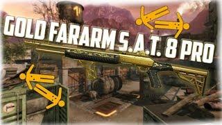 Warface  GOLD Fararm S.A.T. 8 Pro
