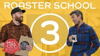 Roaster School - Season 2 - Episode 3: From Yellow to First Crack