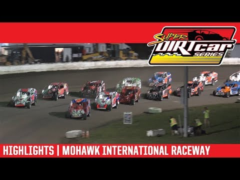 Super DIRTcar Series Big Block Modifieds Mohawk Intl. Raceway September 15, 2018 | HIGHLIGHTS