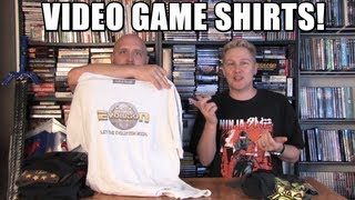 VIDEO GAME T-SHIRTS! - Happy Console Gamer